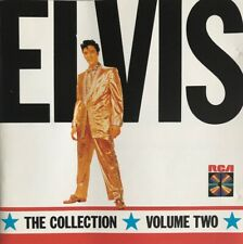 ELVIS PRESLEY THE COLLECTION VOLUME TWO CD RCA 1984 GREY FACE WEST GERMAN PRESS