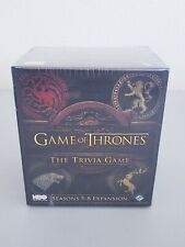 Game of Thrones The Trivia Game Seasons 5-8 Expansion 2020 Fantasy Flight New