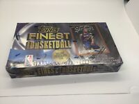 1996 Topps Finest Basketball Series 2 Factory Sealed Mint Kobe RC 34,000 Psa 10