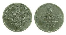 pci1570) LOMBARDO VENETO 5 CENTESIMI 1852 VENEZIA FRANCESCO GIUSEPPE I