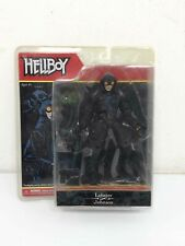 Mezco Hellboy Lobster Johnson 2005 Action Figure Mike Mignola Dark Horse Comics