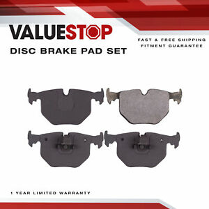 Rear Ceramic Brake Pads for BMW and Land Rover