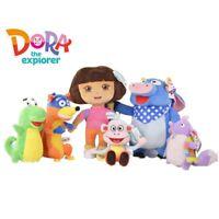 30cm Dora The Explorer Boots Tico Isa Swiper Cartoon Plush Soft Stuffed Doll Toy