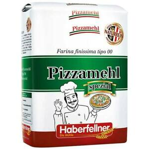 Haberfellner Pizzamehl Spezial Type 550 / W 700 / Tipo 00 Mehl GVO-frei 5 kg