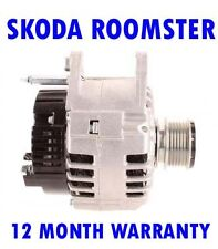 Skoda roomster 1.9 tdi 2006 2007 2008 2009 2010 alternator 12 month warranty