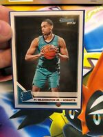 Donruss Rated Rookie Pj Washington Jr RC