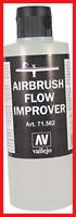 Vallejo 200 ml Flow Improver Airbrush Model Air Bottle