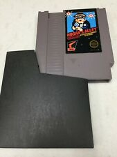 NES CARTRIDGE HOGAN'S ALLEY WITH SLEEVE