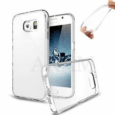 Soft Silicon Clear Gel Transparent Back Case Cover Samsung Galaxy Note5 N920T