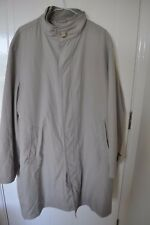 L&B Homme Man Overcoat Winter Made In Japan Size L