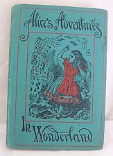 1948 Alice's Adventures In Wonderland Lewis Carroll John Tenniel Illustrated