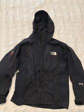 Men's The North Face Summit Series GORE-TEX XCR Ski Jacket Size MEDIUM M Black
