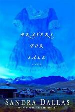 Prayers for Sale (Reading Group Gold), Sandra Dallas, Good Condition, Book