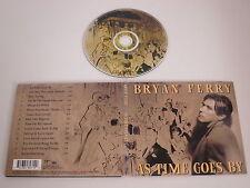 BRYAN FERRY/AS TIME GOES BY(VIRGIN DGVIR89+8482712) CD ALBUM