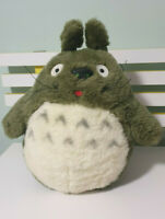 TOTORO PLUSH TOY STUDIO GHIBLI OLDER STYLE CHARACTER TOY 40CM TALL 30CM WIDE