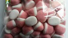 Schaumerdbeeren Friuchtgummi 1 KG süss und lecker 100g entsp. € 0,49