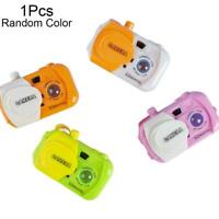 New Toy Camera Kids Children Baby Learning Study Educational Gadget Photo D2S8