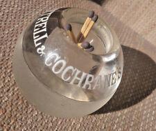 VINTAGE CANTRELL & COCHRANE GINGER ALE MATCHSTRIKER CIRCA 1900