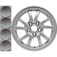 New Set Of 4 Center Caps For 16 10 Spoke Wheel On 2012 2018 Toyota Prius