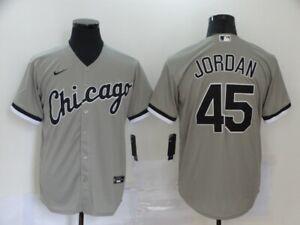 Men's Chicago White Sox Michael Jordan Player Jersey