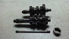 1976 Yamaha XT500 XT SR TT 500 YM248B. Engine transmission gears set