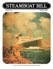 #242 Steamboat Bill- PRES HOOVER & Wreck of PRES COOLIDGE- SSHSA sHiPs WORLDWIDE