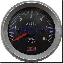 52mm Diesel Drehzahlmesser Instrument Anzeige NEU!!