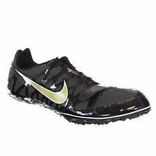 Nike Zoom Rival S 6 Mens 12 Black Track & Field Sprint Spikes Race Like New $125
