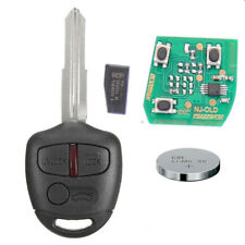 Funk Schlüssel 433,9 MHz Fernbedienung Mitsubishi Montero Outlander Pajero Mini