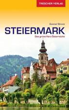 Reiseführer Steiermark von Gunnar Strunz (2016, Kunststoffeinband)