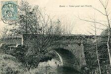 Carte BURES SUR YVETTE Vieux Pont sur l'Yvette