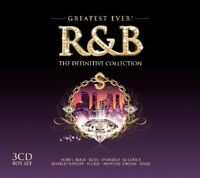 GREATEST EVER R&B / VARIOUS (UK)
