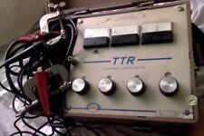 Biddle 550005 TTR transformer ratio tester