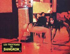 SEXY YOKO JEAN ROLLIN LES TROTTOIRS DE BANGKOK 1984 VINTAGE LOBBY CARD #2