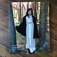Scarlet by Kim Hargreaves, 21 Designs in Rowan Yarns, Knitting & Crochet Book UK