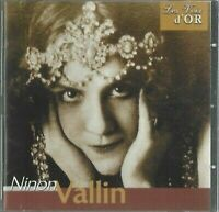CD LES VOIX D'OR NINON VALLIN 2854