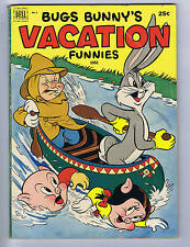 Bugs Bunny's Vacation Funnies #2 Dell Giant 1952