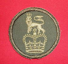 Combat Cap Badge - Canadian Provost Corps - Style 2