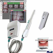 A+ SONY CCD 4 Mega Pixels Dental Intraoral Intra Oral Camera 6 LED Light VGA USB