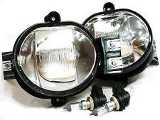 For 2003-2008 Pickup Truck Fog Driving Light Lamps w/Light Bulb One Pair