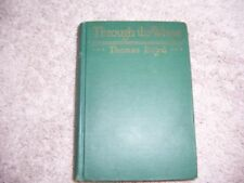 THROUGH THE WHEAT by Thomas Boyd/1st Ed./Signed/HC/Literature/Historical