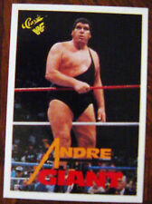 WWF Andre The Giant Collector Card # 130