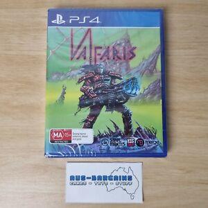 Valfaris - NEW + Sealed - PS4 PlayStation 4 R4 AUS PAL auspal horror