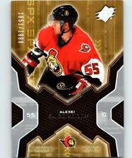 (HCW) 2006-07 SPx #187 Alexei Kaigorodov NHL RC Rookie 1851/1999 04138