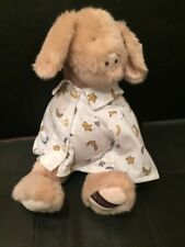 Boyds Pig Digby's Super Duper Bear Factory Dressed In Pajama Top W/Tags