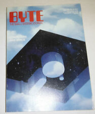 Byte Magazine Computers And Space July 1985 111214R1