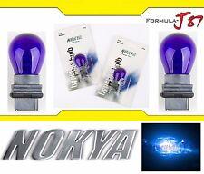 Nokya Light 3156 Blue 10000K 27W Nok6251 Two Bulbs Back Up Reverse Replace Show