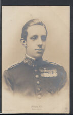 Royalty Postcard - Alfons XIII - Konig v Spanien   RS8827
