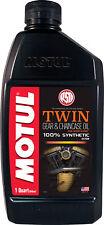 MOTUL MOTUL TWIN 100% SYN GEAR/CC QT 108063