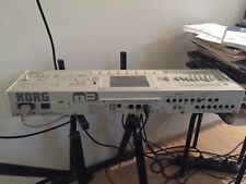 KORG M3M VERY CLEAN UNIT NEW TOUCH SCREEN FITTED ...220-240V RARE ITEM